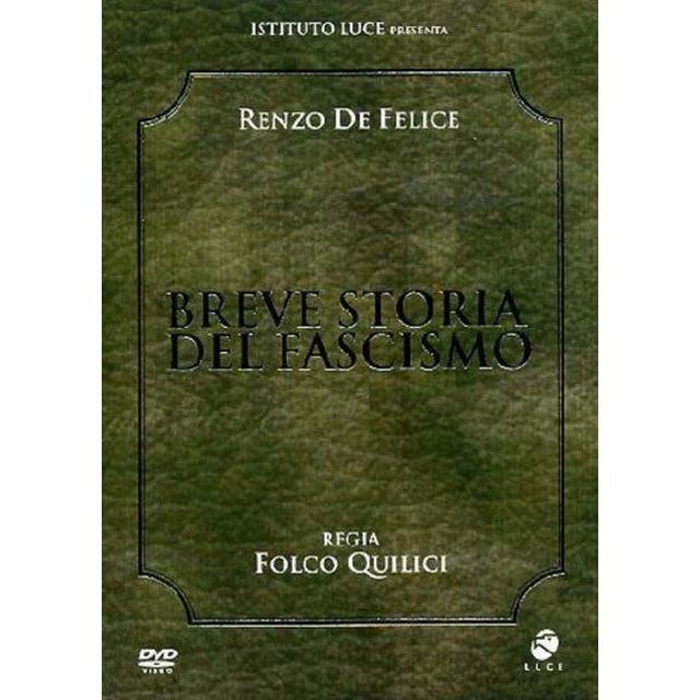 The history of Fascism ( Breve storia del fascismo ) [DVD]